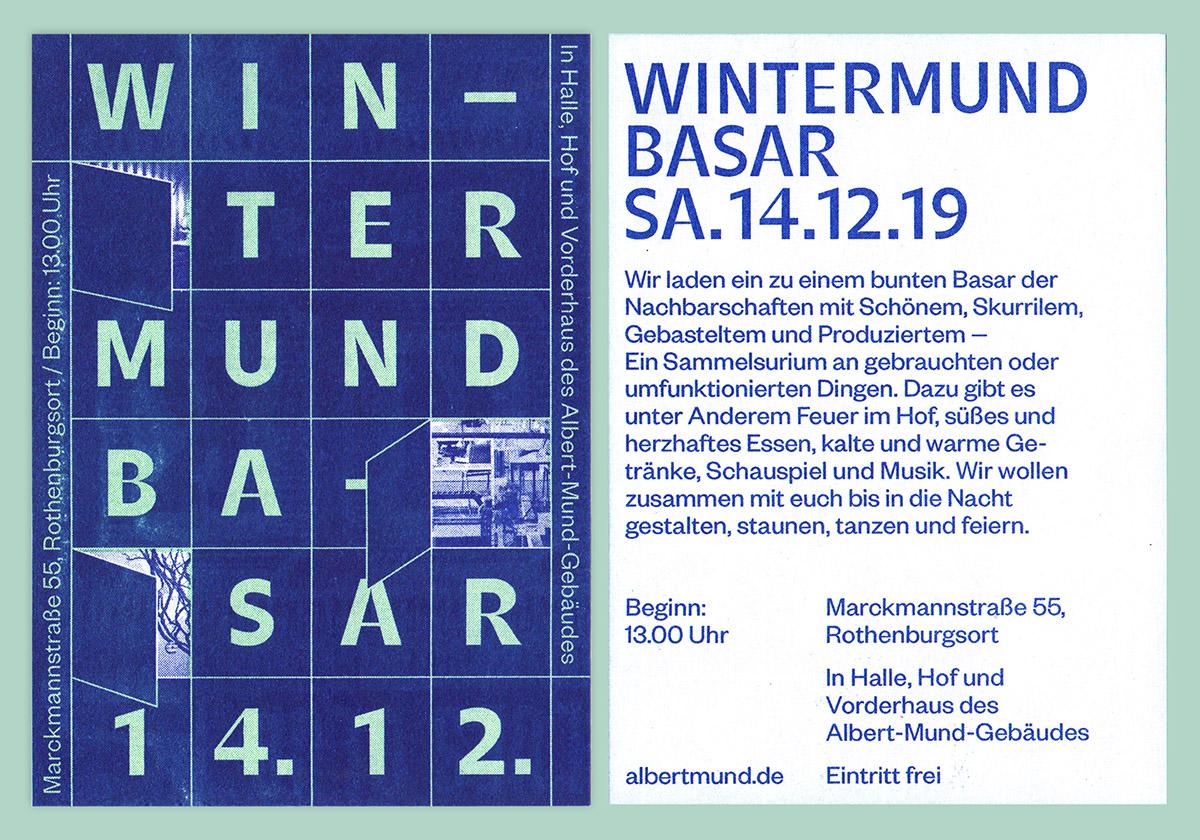 Wintermund Basar